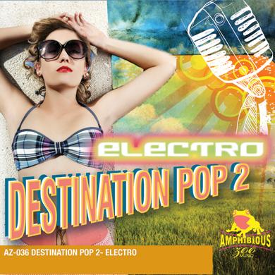 AZ036- Destination Pop 2- Electro Pop Cover Art